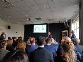 Parbleu reinforces cooperation with the Dutch Smart Industry (Slideshow 2)