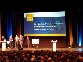 Parbleu reinforces cooperation with the Dutch Smart Industry (Slideshow 1)