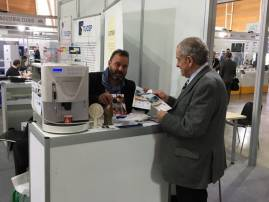 Impressions from the A & T Exhibition 2018 in Turin